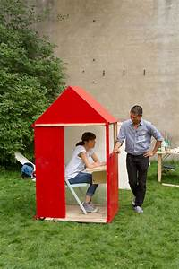 Worlds Smallest House Takes Only 1 Square Meter