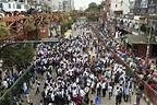 Bangladesh Capital Hit by Mass Protests Demanding Safe ...