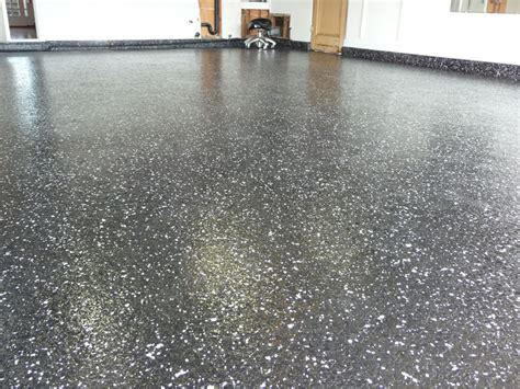 Epoxy Garage Floors Black — Home Ideas Collection