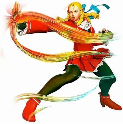 Karin Fighter Street Kanzuki Sfv Ryu Transparent
