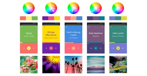 three colors best three color scheme for ui design design code and