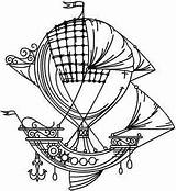 Coloring Steampunk Embroidery Patterns Airship Balloon Colouring Air Paper Urban Stencil Google Urbanthreads Pattern Balloons Tattoo Threads Ship Voyage Trend sketch template