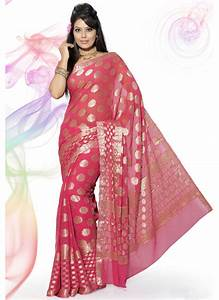 Nice And Gorgeous Look In Saree Fashion