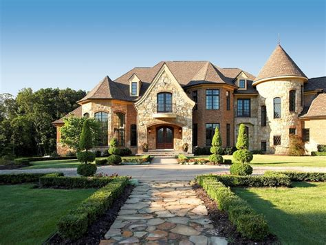 french country home exterior design ideas  pictures