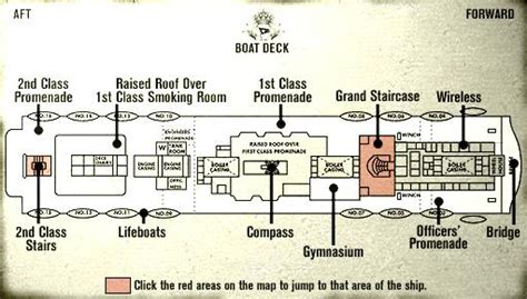 Titanic Boat Deck Map by 7 Best Images Of Titanic Boat Diagram Map Of Titanic