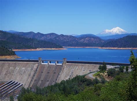 Shasta…the Dam Not The Soda  Dam Tour