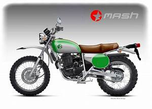 Moto Mash 650 : mash scramster 450 by oberdan bezzi at ~ Medecine-chirurgie-esthetiques.com Avis de Voitures