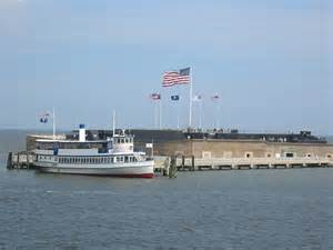 Fort Sumter Charleston South Carolina