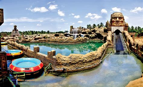 top  water parks  mysore