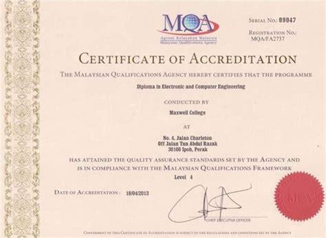 maxwell college ipoh perak malaysia