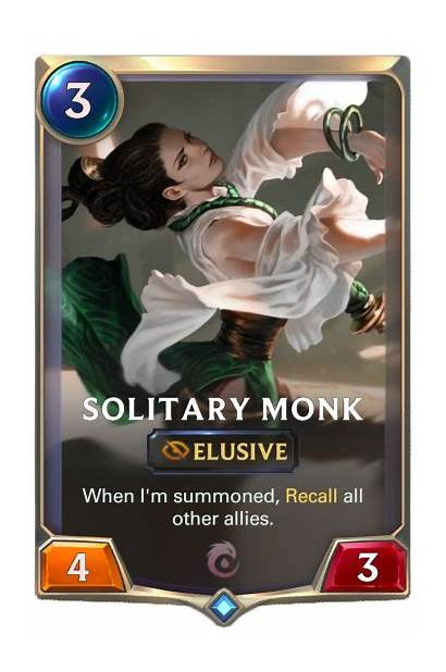 Patch Elusive Preview2 Deck Solitary Monk Notes