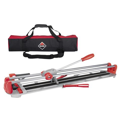 Qep Tile Saw Home Depot by Qep 24 In Rip Porcelain And Ceramic Tile Cutter 10630q
