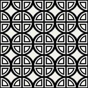 Abstract, geometric background, modern seamless pattern ...
