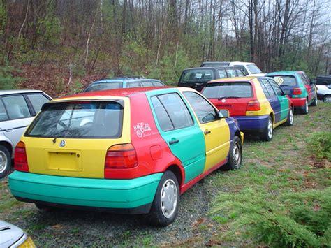 volkswagen harlequin 1996 vw golf harlequin red base rossvw com