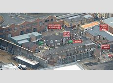 Coronation Street's brand new set has new road in 77 acre