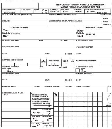 Truck Driver Accident Report Form Template by Traffic Accident Report Form Template Vehicle Accident