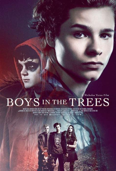 image result  boys   trees film horror
