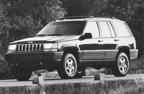 the last amc jeep s zj grand turns 25 hemmings daily