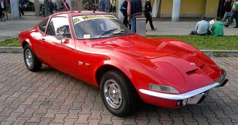 73 Opel Gt by Fab Wheels Digest F W D Opel Gt 1968 73