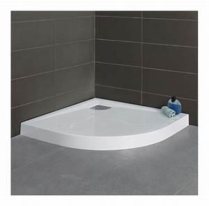 Quart De Rond Blanc : receveur de douche 1 4 de cercle tous les fournisseurs ~ Dailycaller-alerts.com Idées de Décoration