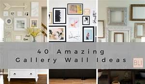 40 Gallery Wall Ideas Birkley Lane Interiors All