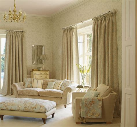 drapes on a white drapery rod interior design window