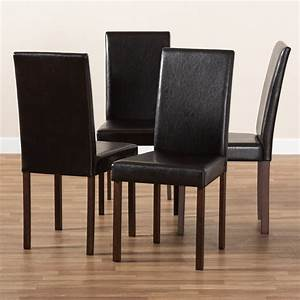 Baxton, Studio, Andrew, Modern, Dining, Chair, Set, Of, 2