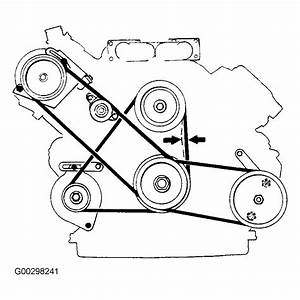 Volvo 240 Belt Tensioner Diagram