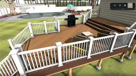 Design Your Own Deck Home Depot by Deck Lowes For Looks And Professional Lowe S Decks