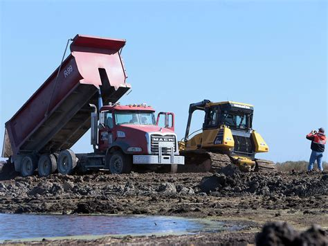 Accurate elevation data along the levees are critical to local levee district managers responsible for monitoring. Morganza-to-the-Gulf levee system expands - News - Houma ...