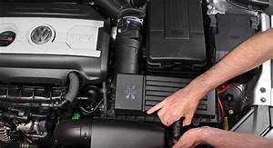 Audi A3 How To Replace Air Filter