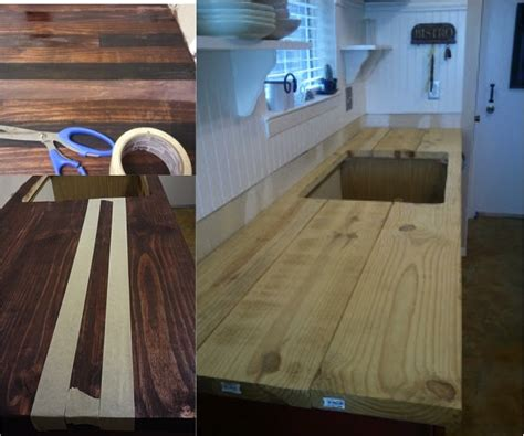 How To Refinish Butcher Block Countertops by How To Refinish Your Kitchen Counter Tops For Only 30