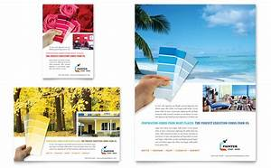 house painting contractor flyer ad template word With painting flyers templates free