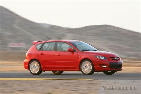 2007 Mazda Mazdaspeed 3 Road Test
