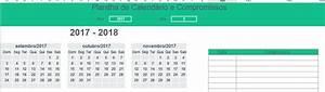 Planilha de Calendário e Compromissos [Grátis] Excel Easy