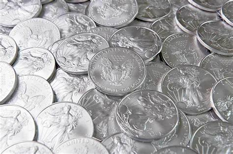 coins silver money eagle ratio pile american indicator useful why looks coin eagles metals exchange around moneymetals newslinks bullion