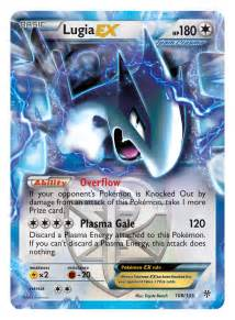 lugia ex card