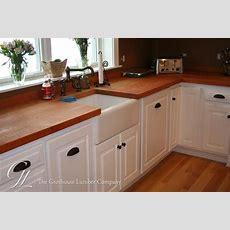 Cherry Kitchen Countertops  Custom Butcher Blocks Blog