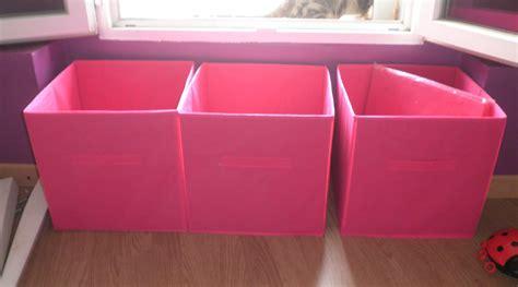 boites rangement en tissu photo 21 22 j ai achet 233 ces 4 boites 224 leroy merlin