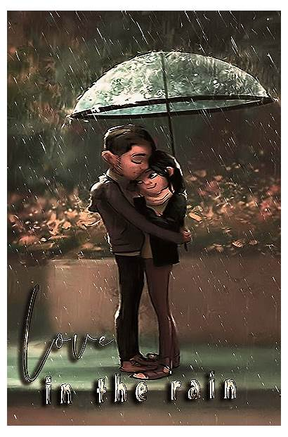 Gifs Romantic Rain Couple Romance Amor Couples