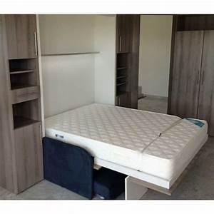 Lit Plus Matelas : matelas royal h 10 15cm hr 35kg m3 pour lit escamotable espace du sommeil ~ Teatrodelosmanantiales.com Idées de Décoration