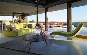 Roche Bobois Paris : sleek and modern indoor outdoor escapade sofa by roche ~ Farleysfitness.com Idées de Décoration