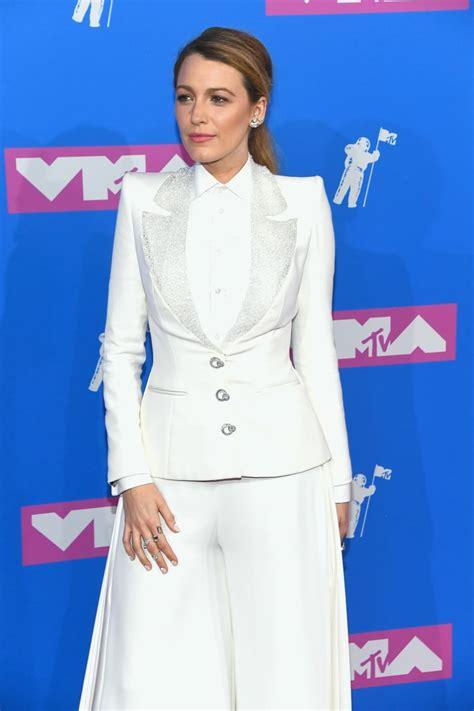 Blake Lively at the 2018 MTV VMAs | POPSUGAR Celebrity UK ...
