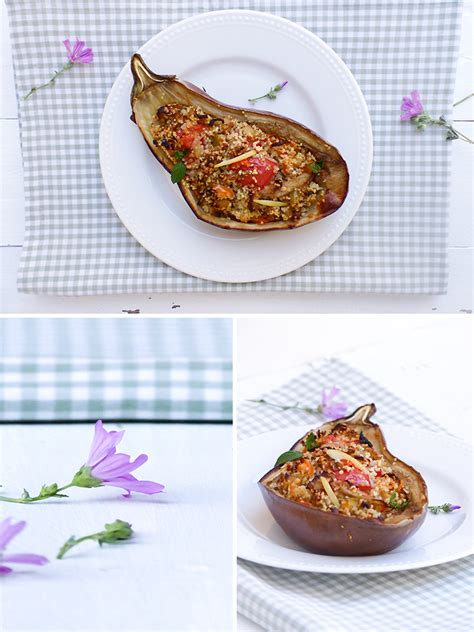 aubergines farcies blogs de cuisine