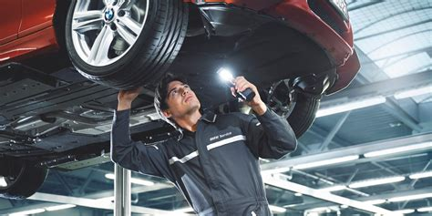 Bmw Of Service by Service And Maintenance Bmw Center Services Bmw Usa