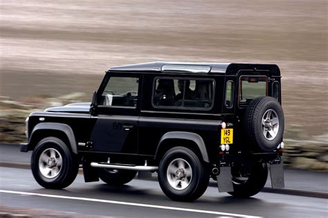 Land Rover Defender 2018 The Real Deal But Why Biser3a
