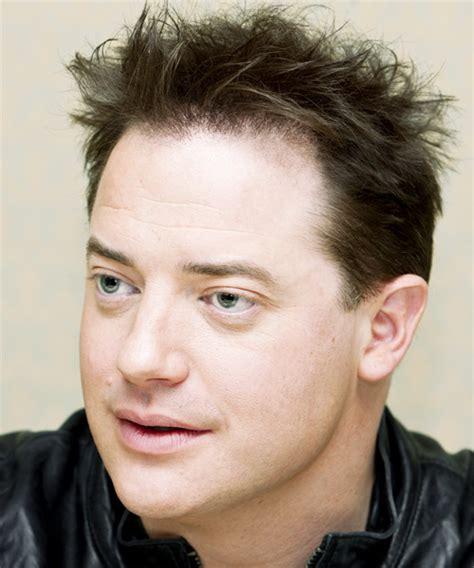 brendan fraser hairstyles hair cuts  colors