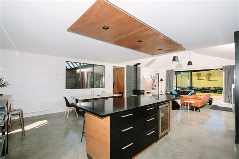 Corian Nz by Corian Nocturne Provides Dramatic Finish For