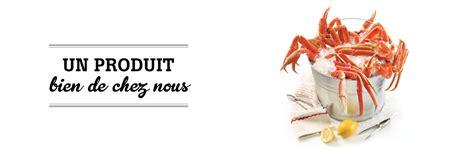 cuisiner homard crabe des neiges poissonnerie produits à découvrir iga