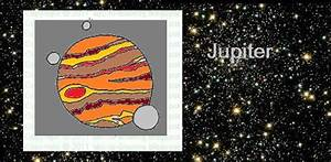 How to draw Planet Jupiter